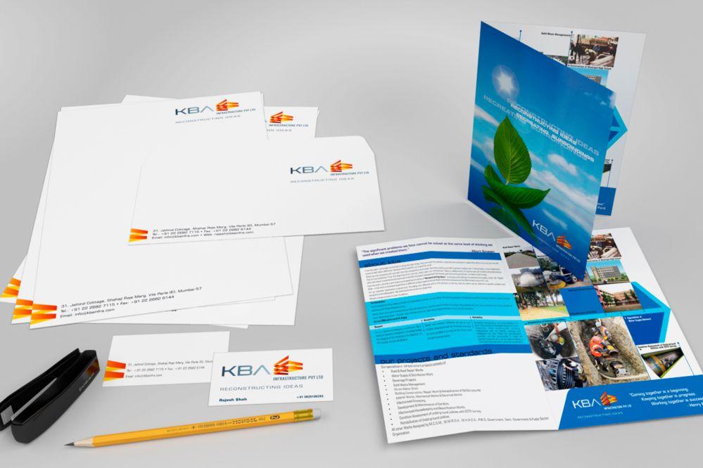 corporate kit kba infrastructure