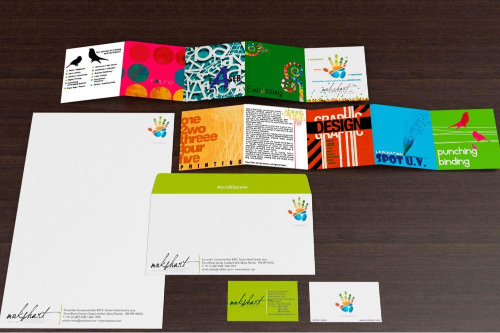 corporate kit mokshart print productions pvt.